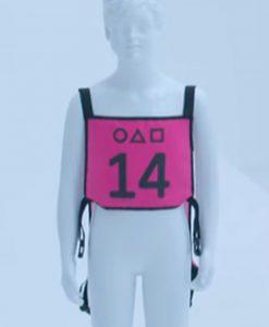 Squid Game Cotton Vest