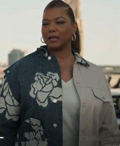 The Equalizer Season 2 Latifah Printed Jacket