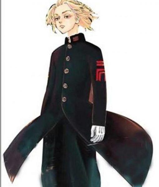 Tokyo Revengers Toman Coat