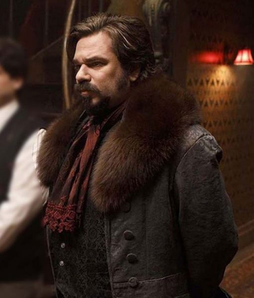What We Do In The Shadows S03 Guillermo Long Coat